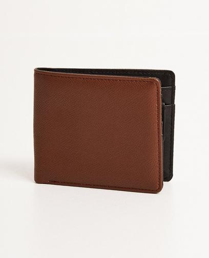 Bruine portefeuille